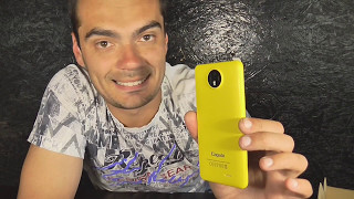 Бюджетный Смартфон Cagabi One за 50$