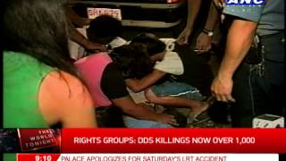 Davao Death Squad killings still unresolved