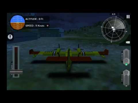 Avion Flight Simulator Canadair CL415 / Crucial Hopping