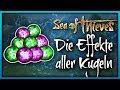 Wie kannst du VERFLUCHTE KANONENKUGELN  im Kampf nutzen? 💀💥 Sea Of Thieves News Deutsch German