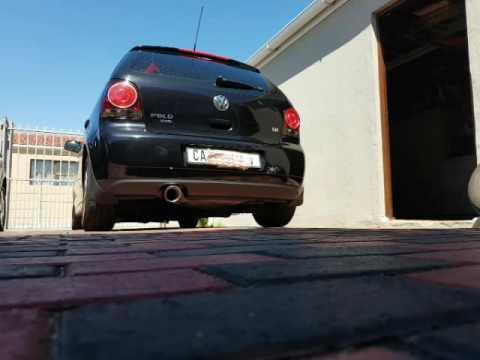 Polo Vivo Free-Flow Exhaust