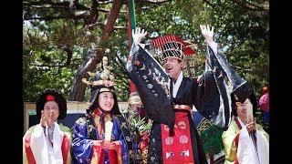 캐나다+한국 :  국제커플의 궁중혼례 웨딩영상 @삼청각 by 주노무비