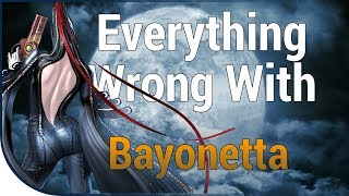 GAME SINS | Everything Wrong With Bayonetta