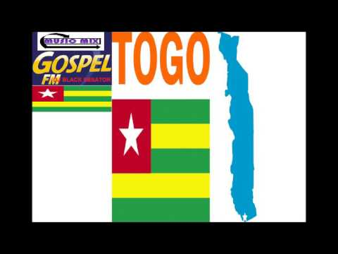 TOGO GOSPEL MUSIC XXL MIX BOX BY DJ BLACK SENATOR