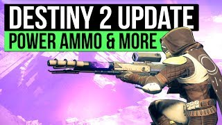 DESTINY 2 NEWS | PvE Power Ammo, Arcstrider Abilities in Action, Nessus Patrol & More!