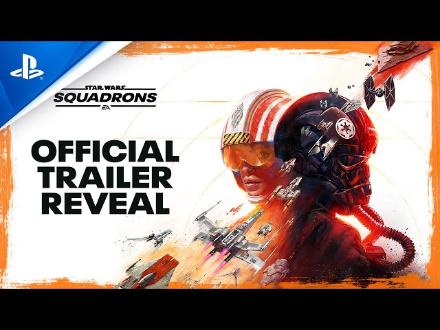 Star Wars: Squadrons - Official Reveal Trailer | PS4