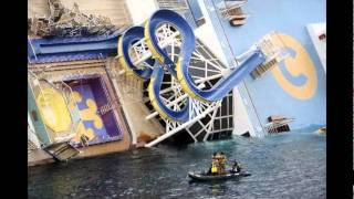Cruise Ship Sinking News Photos