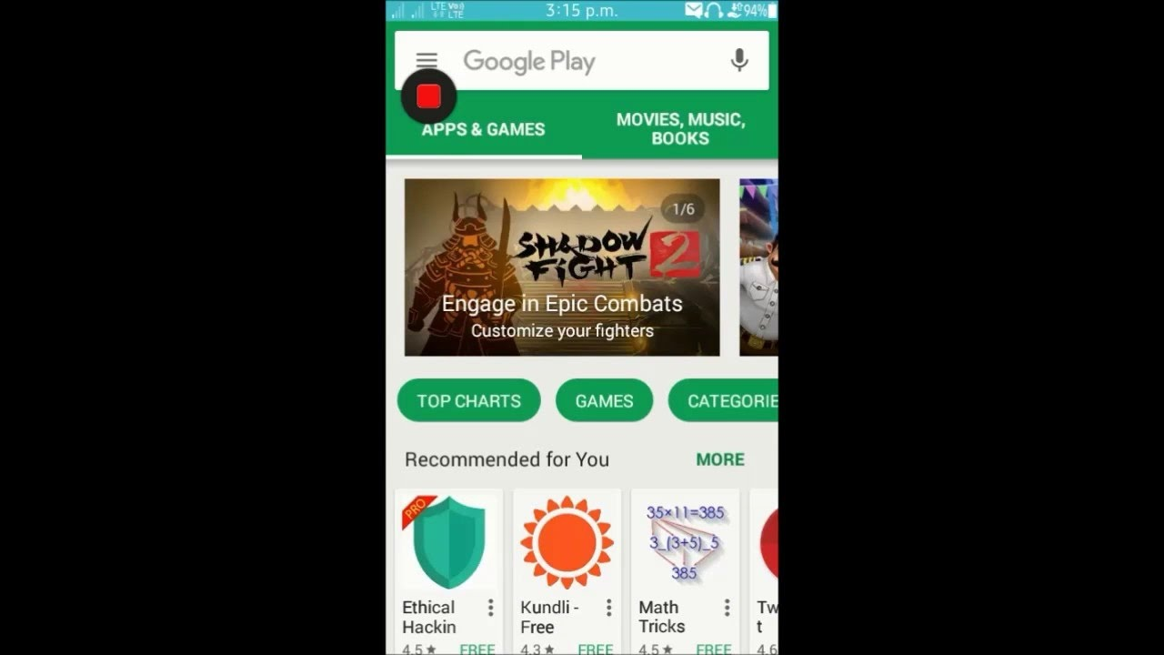 How to Convert Samsung Tizen[Z1,Z2,Z3] Into Android Part -II[downloading  Playstore]