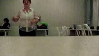Уроки танцев от бабушки