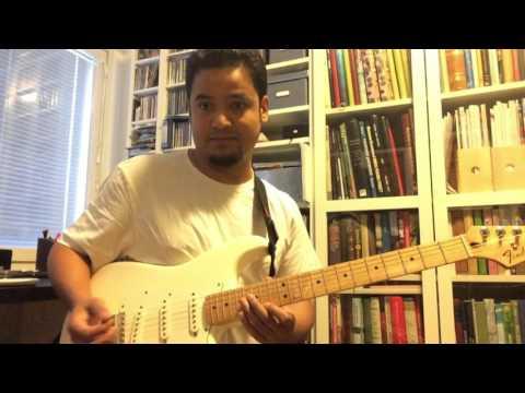 Nasamjha-Adrian Pradhan _ Guitar lesson