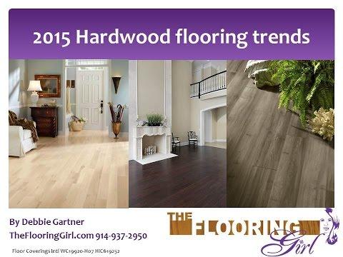 2015 Hardwood Flooring Trends