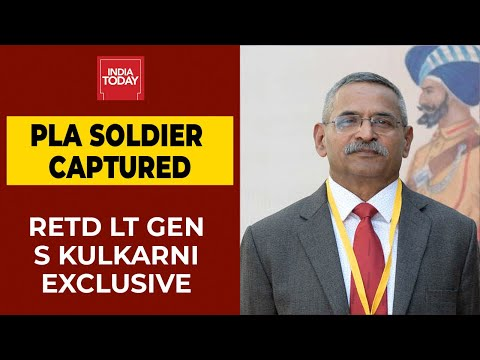 PLA Soldier Will Speak Very Highly Of Indian Army After Going Back, Says Lt Gen (Retd) S Kulkarni