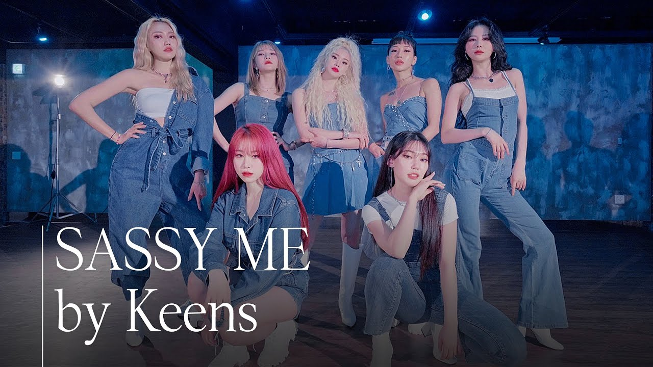 [Keens|#12] Red Velvet - Sassy Me(멋있게) dance cover by ✨Keens | MAY CHOREOGRAPHY