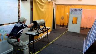 mmc airsoft ipsc 2015 shooting competition round 2 chris ng