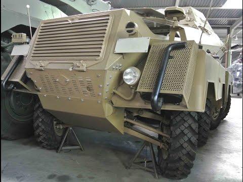 Sd.Kfz. 231 parked on display - static walk around