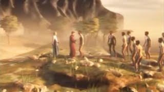 La Divina Commedia in HD - PURGATORIO, canto I e II [1-2]