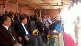شاهد أنبهار وزير التعليم العالى ورؤساء الجامعات بقناة السويس الجديدة