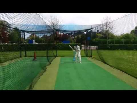 PE A level coursework, Cricket and Fielding Footage