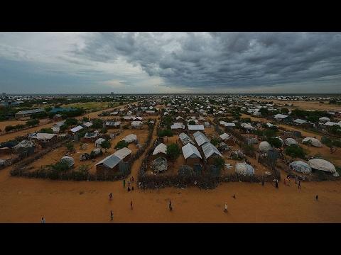Kenya : Dadaab, le plus grand camp de réfugiés au monde