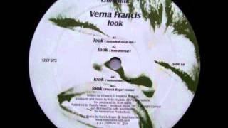 Verna Francis - Look (Franck Roger Remix)