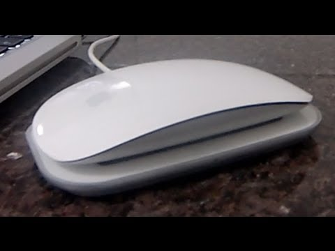 19415d3c3c6 Mobee Magic Charger for Apple Magic Mouse Review - YouTube