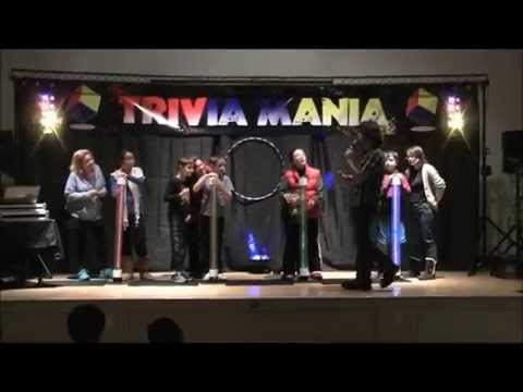 The Trivia Mania interactive game show is coming to Ridgewood.