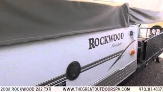 2008 Роквуда 282 TXR (U648)