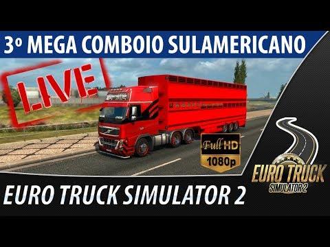 3º MEGA COMBOIO SULAMERICANO (TRUCKERS S.A)