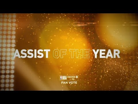 Assist of the Year | LeBron James Assist Versus the Lakers