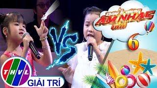 THVL | Đấu trường âm nhạc nhí - Tập 6[2]: Anh Ba Hưng - Minh Vy, Kim Thảo