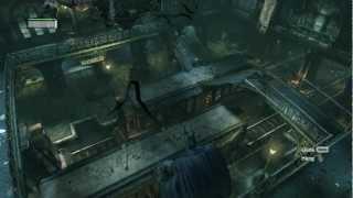 Batman Arkham City PC Gameplay HD