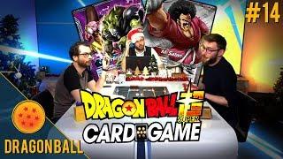 On joue les Decks du championnat de France - Dragon Ball Super Card Game #14