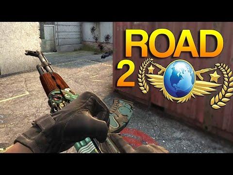 CS:GO - Road 2 Global (FULL MM)