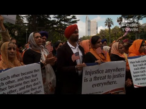 After Sikh Shootings, Community Responds (Elk Grove, CA)