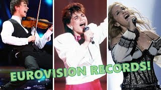 28 Eurovision records!