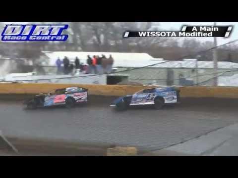 Casino Speedway 5/4/14 WISSOTA Modified Races