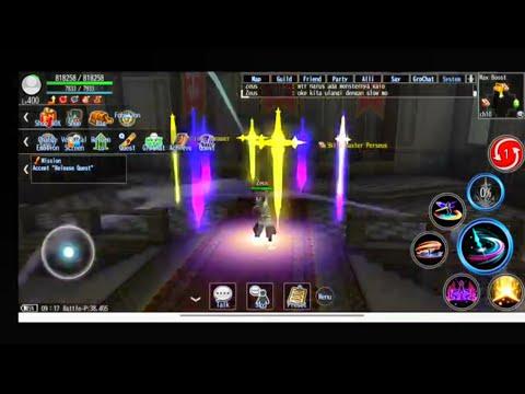 Avabel Online - Awekening Skill Aegis Base Class Warrior