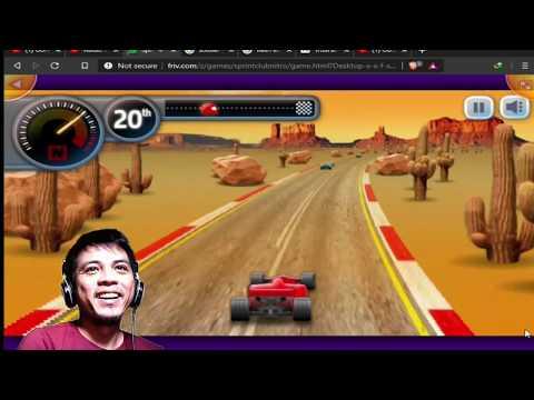 Sprint Club Nitro   Friv.com Games   Sumusutoy Sa Bilis!!!!!