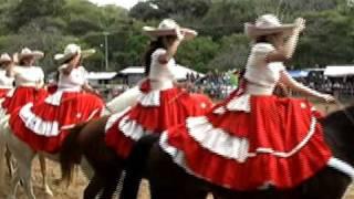 1er. Charreada Margaritense 2012 - Las Margaritas, Chiapas - NF Video.avi