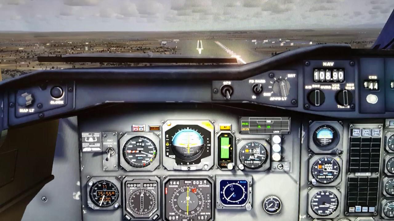 Simcheck airbus a300