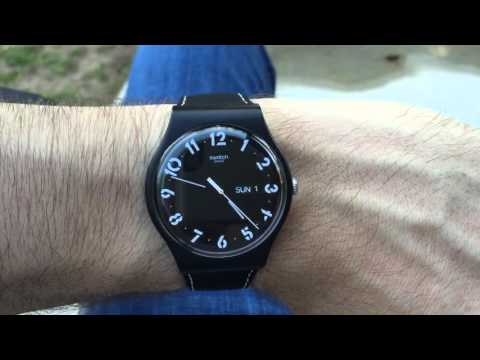 Swatch Watch Review