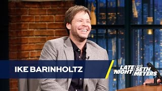 Ike Barinholtz's Airplane Horror Stories