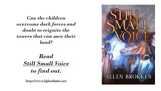 """Still Small Voice"" - Author Interview with Allen Brokken [Launch Special]"