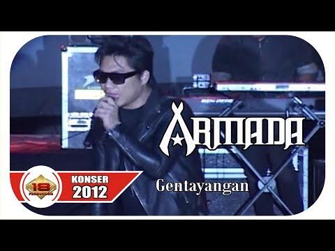 ARMADA - GENTAYANGAN (LIVE KONSER SOLO 22 SEPTEMBER 2012)