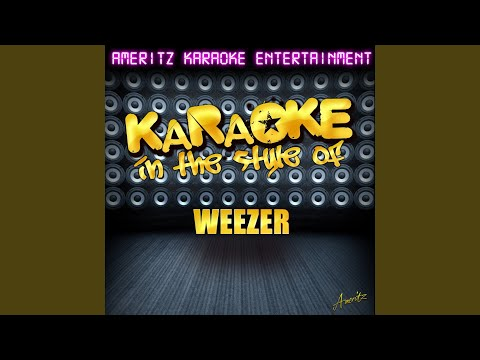 Hash Pipe (In the Style of Weezer) (Karaoke Version)
