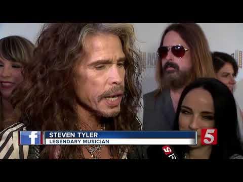 Steven Tyler Kicks Off Nashville Film Festival