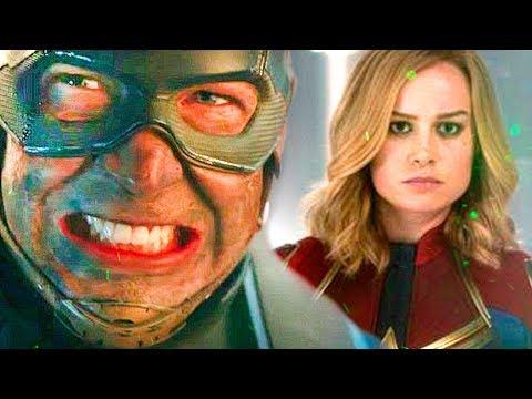 Capitana Marvel obtendrá su Nombre por este Sacrificio? Reseña pelicula-Futuro en Avengers Endgame