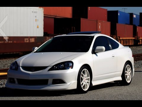 acura rsx type s one take youtube