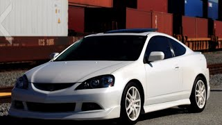 Acura RSX Type S - (Decker Cyn) One Take