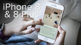 Best 3 features of the iPhone 8 and iPhone 8 Plus